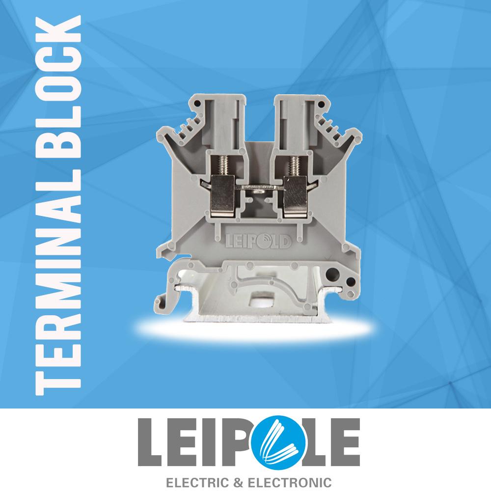 Juk3n Screw Type Terminal Block Wiring Connector