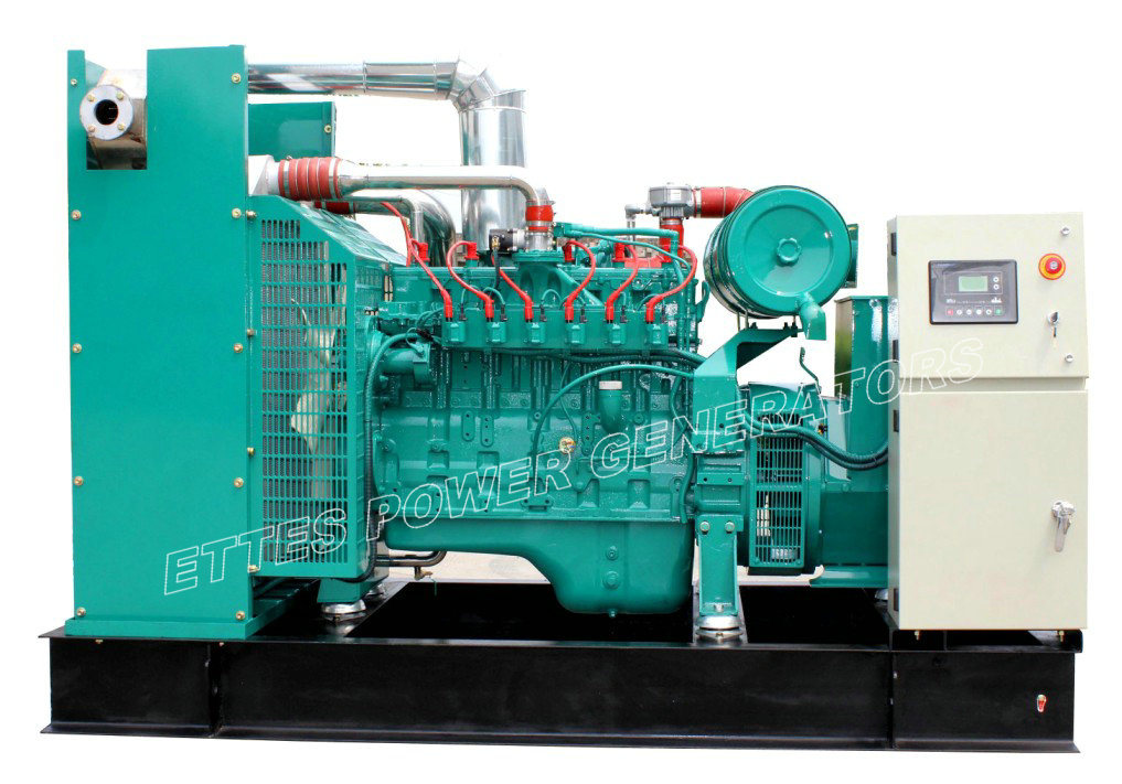 Cummins Natural Gas Generator Set (20kw-800kw)