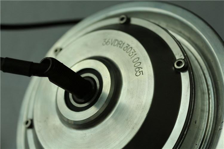 800W Waterproof DC Brushless Hub Motor 1000W BLDC Hub Motor