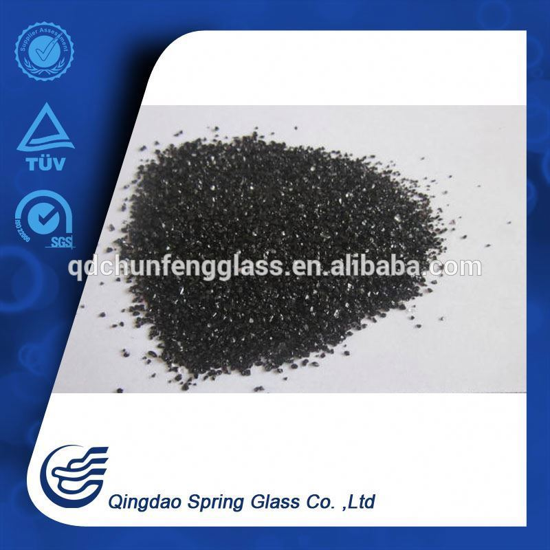 Decorative Crushed Glass Granule, Credible Supplier in China