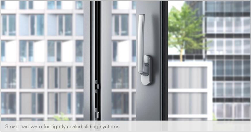 Commercial Aluminum Windows Entry Doors