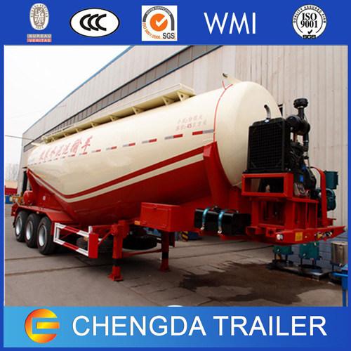 Cheap 3axle Cement Bulker Bulk Cement Tanker Semi Truck Trailer for Sale