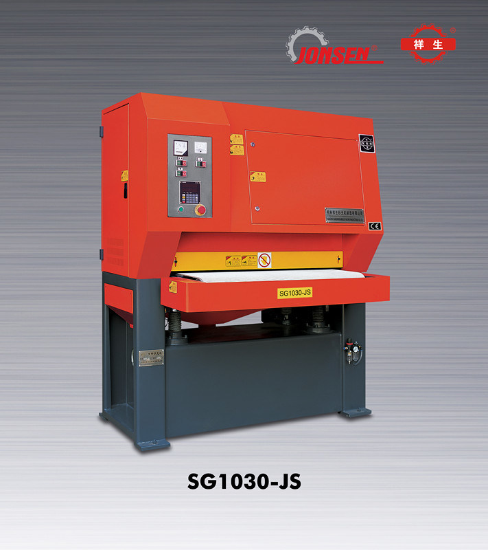 Wide Belt Grinding Machine Metal Finishing (SG1030-JS)