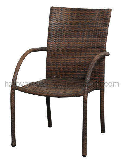 Outdoor rattan dining chair c 004 china garden chair chair