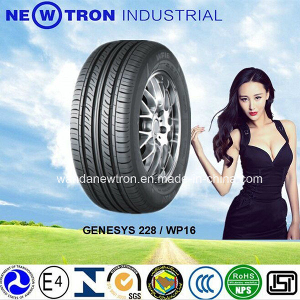 2015 China PCR Tyre, High Quality PCR Tire with Bis 215/65r16