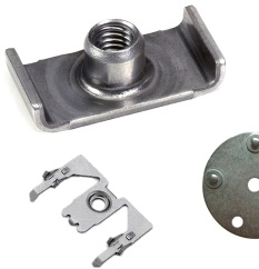 OEM Factory Precision Machining Stamping Furniture Part