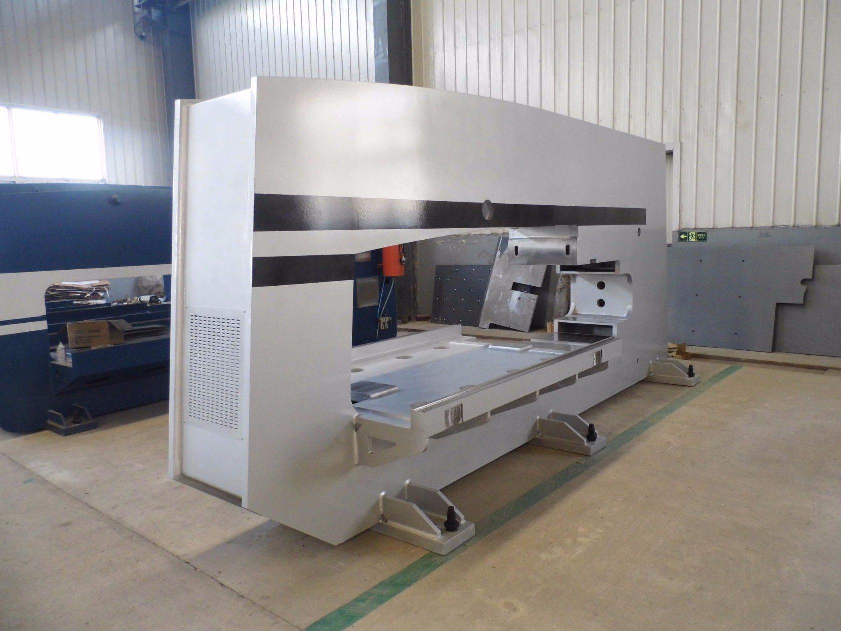 ES300 Machinery Servo CNC Punching Machine/Punch Press Price for India