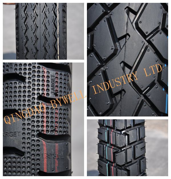Cts Technology Motorcycle Tyres with Good Performance