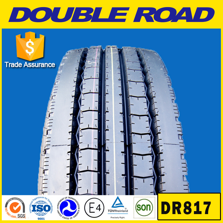 Chinese Discount Truck Tire 315/70r22.5 315/80r22.5 385/65r22.5 1200r20 Steer Drive Trailer Truck Tyre Doubleroad Price in China