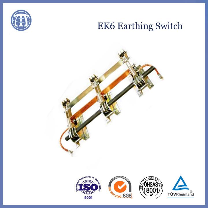 Ek6-12kv Earthing Switch for Switchgear