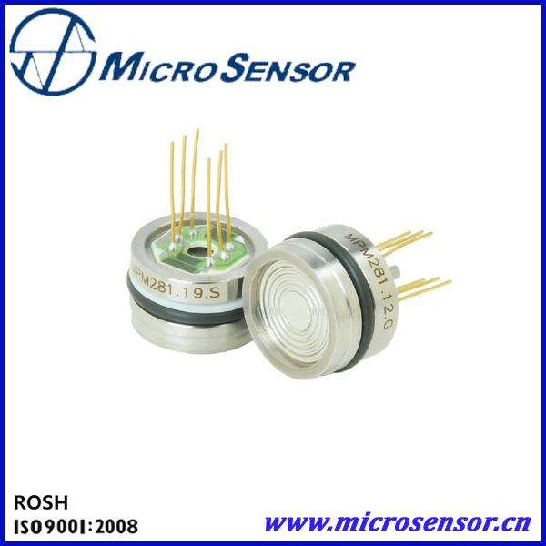 Air SS316L 19mm Diameter OEM Pressure Sensor Mpm281