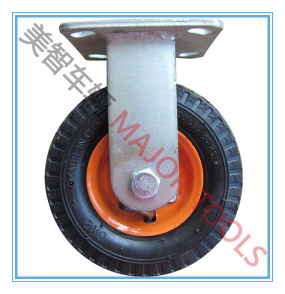 Good Quality Small Pneumatic Rubber Wheel 6X2 for Toys