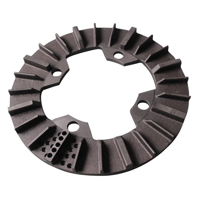 Casting Metal Parts for Windmill Wind Power
