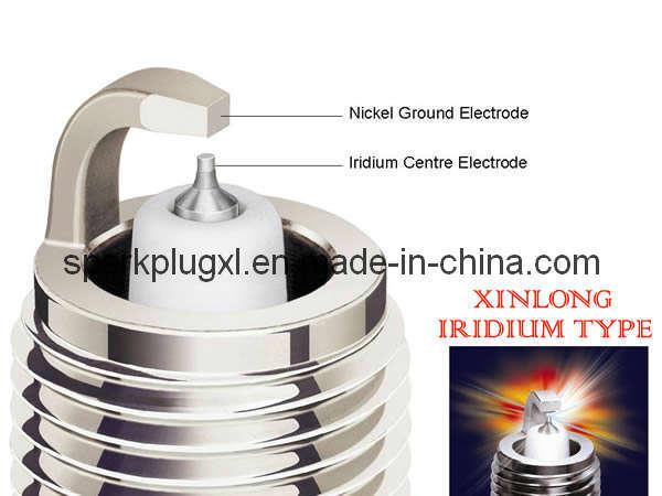 Iridium Super Quality Spark Plugs Bp7es
