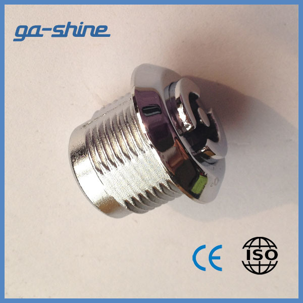 High Quality Chrome Plated Lock Cylinder