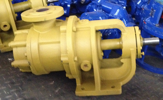 Stainless Steel Glass Glue Transfer Rotor Pump (NYP)
