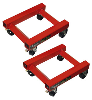 Car Dolly, Professional Car Dollies