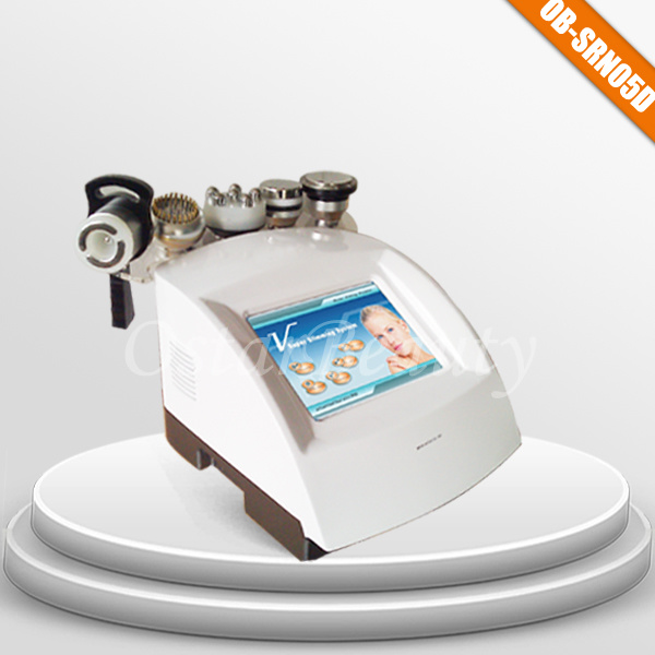 Fast Slim 5 in 1 Multifunctional Ultrasonic Cavitation RF Vacuum Slimming Machine