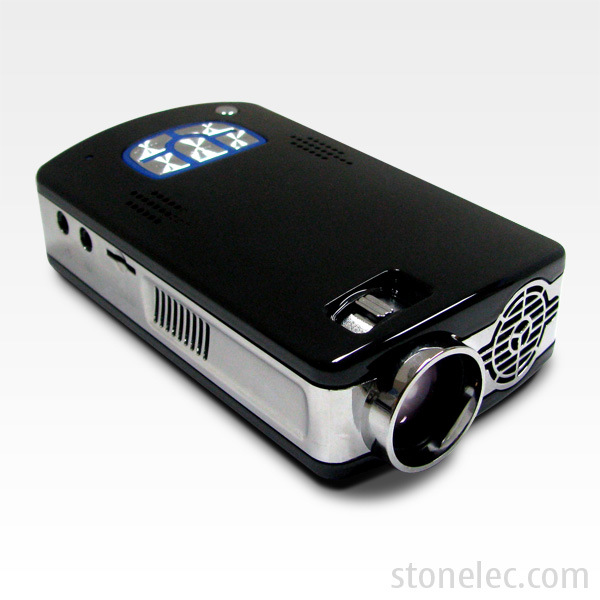 Mini led projector game projector pj08b china mini for Which mini projector