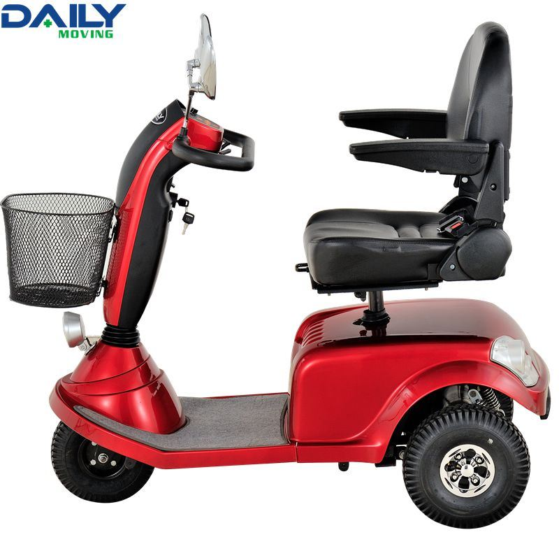 Middle Size 3 Wheels Mobility Scooter for Handicapped