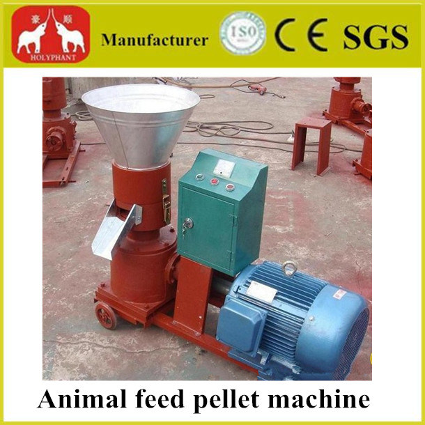 Small Poultry Animal Feed Pellet Machine for Homeuse