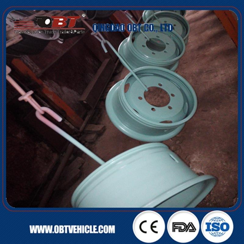 6.5-20 OTR Steel Wheel Rim