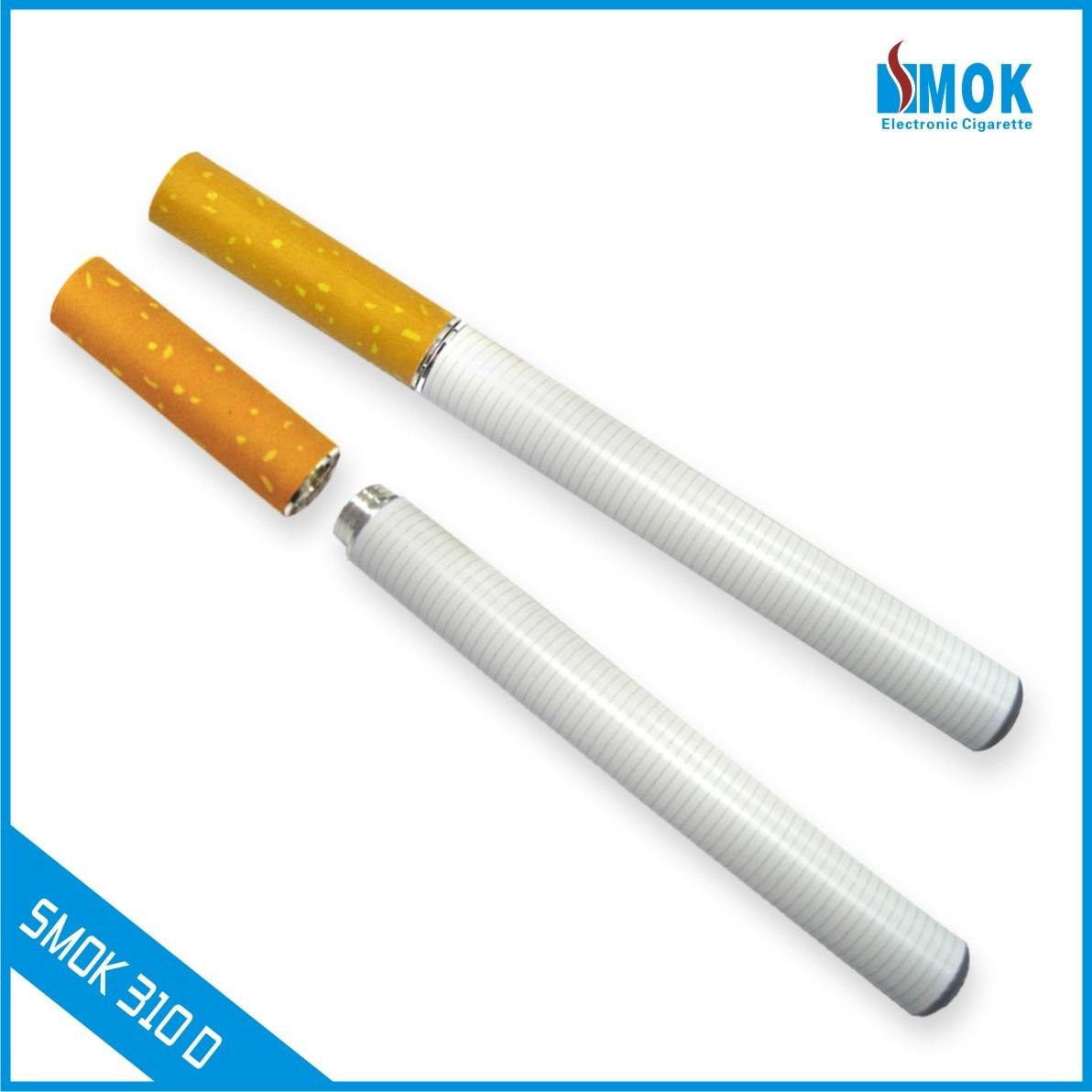 Как сделана электронная сигарета