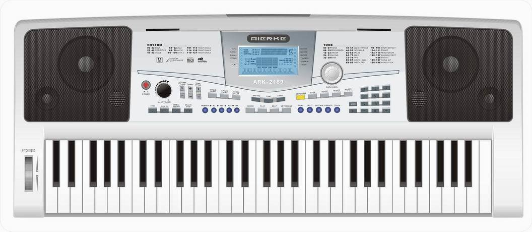 China Electronic Keyboard (ARK-2182) - China Electronic Keyboard, Electronic Organ