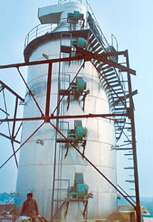 Pressure Spray Dryer for Liquid Material Like Coffee, Milk