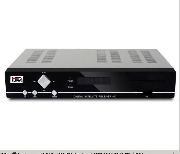 FG Superior HD Satellite Receiver