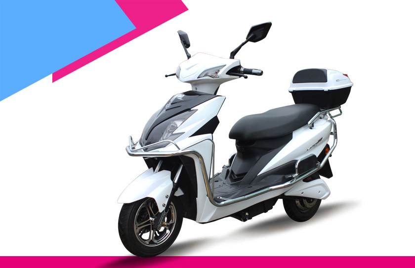 Latest Powerful 72V 1200W Electric Scooter