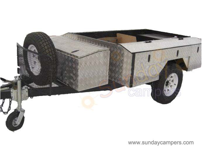 Main Product for Outdoor Camping Tent / Camper Trailer