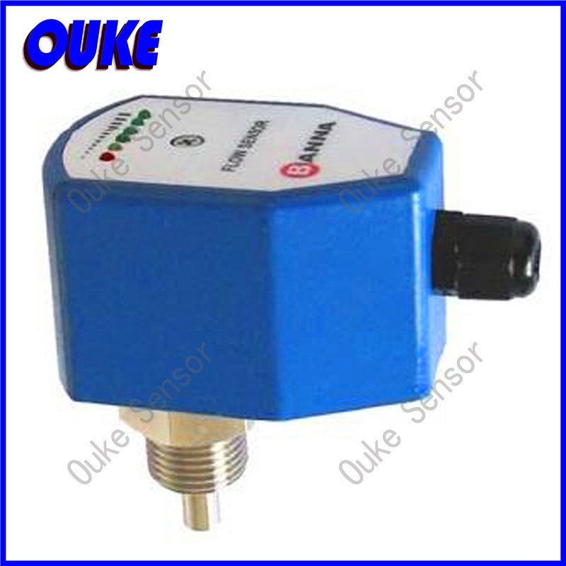 Electronic Thermodynamic Flow Sensor (FT10)