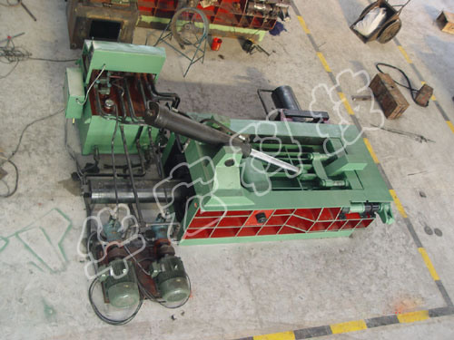 Hydraulic Scrap Steel Baler Machine