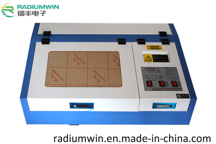 Mini Laser Jade Crystal Engraving Machine 3020 Laser Stamp Making Machine