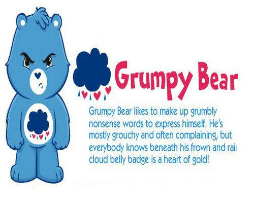 Grumpy Care Bear Quotes. QuotesGram