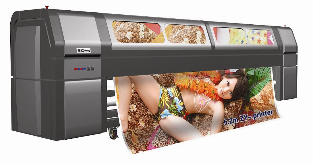 China Wide Format Printer (SK-5312) - China solvent ...
