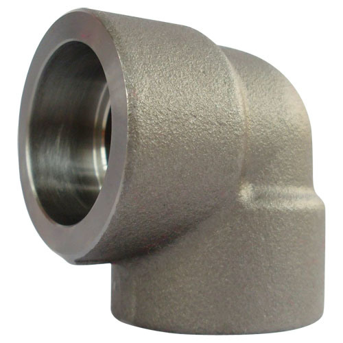 China high pressure fitting elbow socket weld end