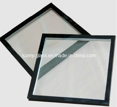 Low E Insulated Glass- Hollow Glass for Building (Tempered)