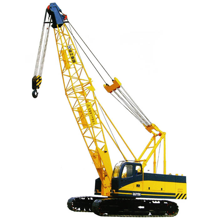 China crawler crane quy150 china crawler crane crane for The crain