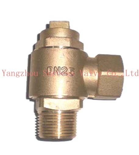 China quot brass ferrule valve