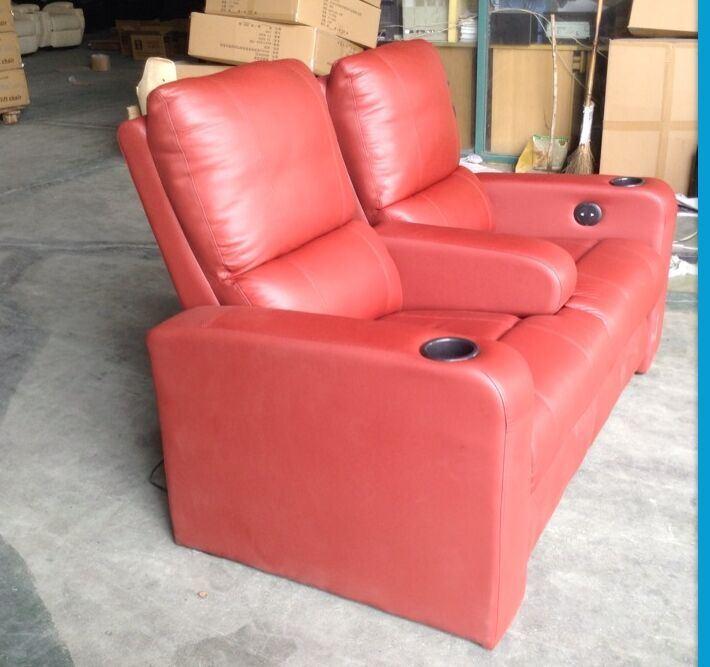 Home Theater Chair/Folding Cinema Chair/ Cinema Chair/Theater Chair/Okin Motor Theater Chair/Kd-Th7158
