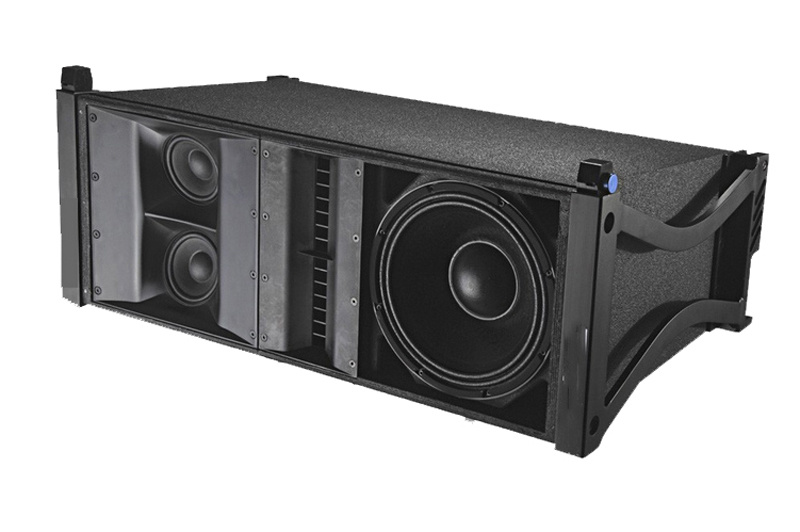 "127dvx EV Single 10"" Three Way Line Array Speaker"