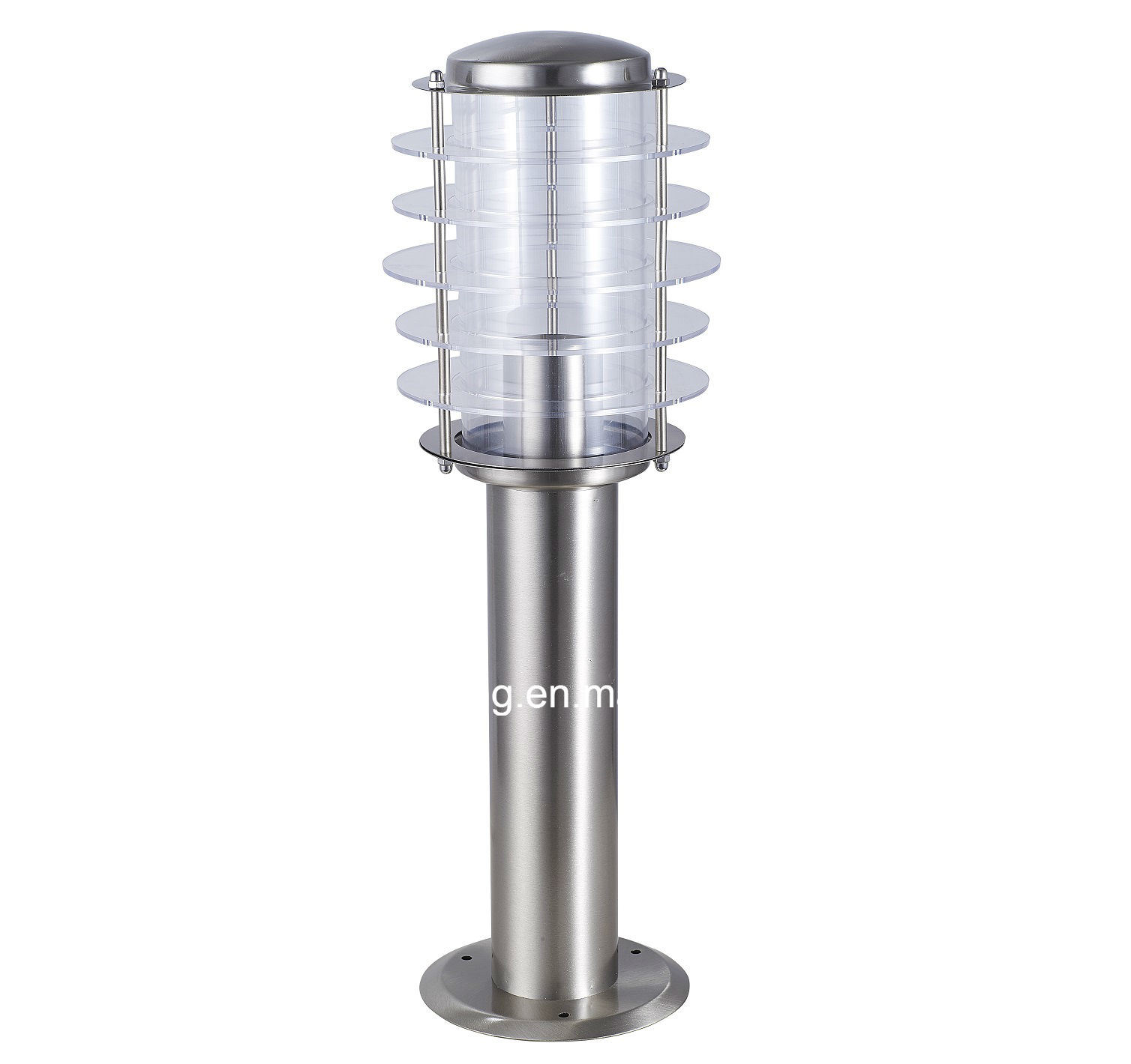 Clear Grating Stainless Steel Outdoor Light with Ce Certificate (5047-450)