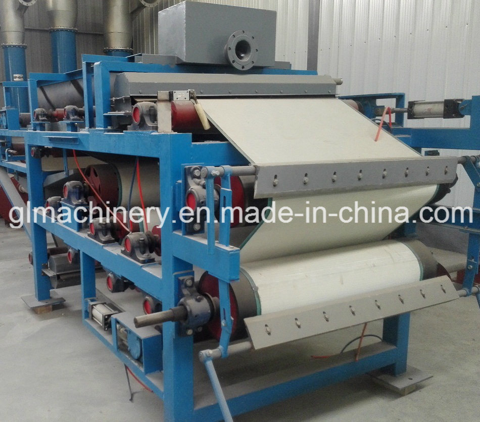 1500 Belt Filter Presses Thickener Machine Dewaterer Pulp / Sludge
