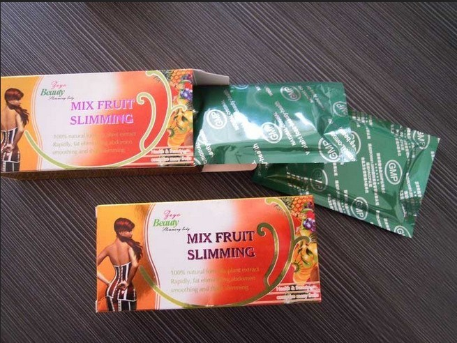 Mix Fruit - 2016 Best Herb New Slimming Capsule Diet Pill Weight Loss