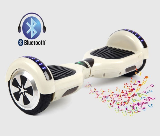 6.5 Inches Smart Two Wheels Self Balancing Electric Hover Board