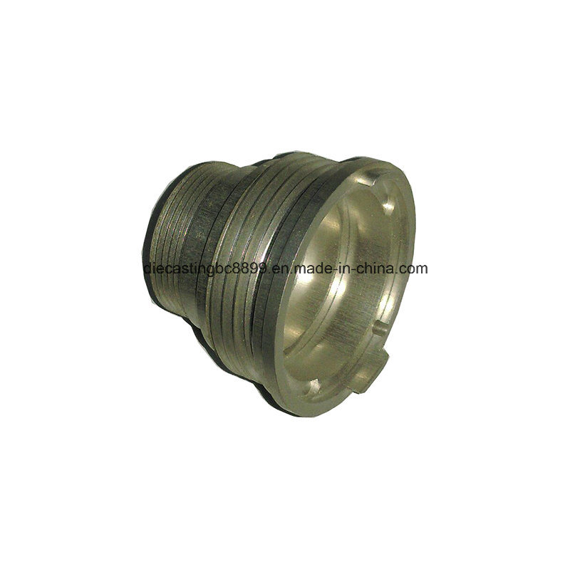 CNC Turning-Milling Compound Machining Parts