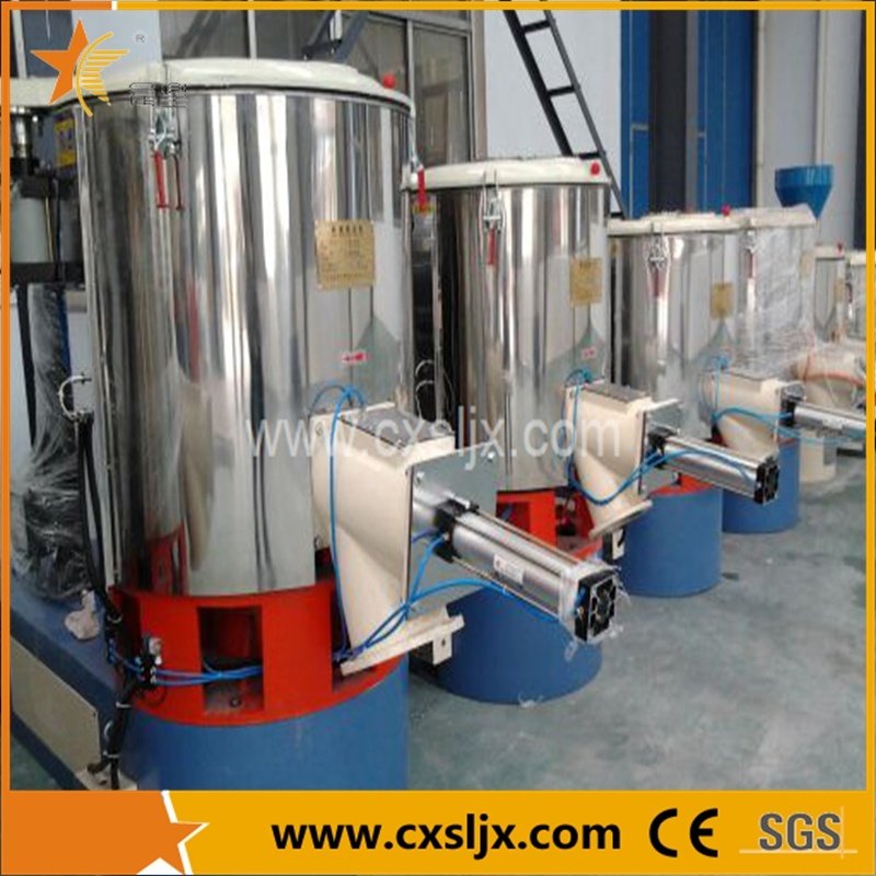 PVC Resin Powder High Speed Mixer of Plastic Machine
