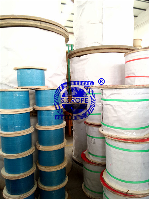 7X7-12.0 Stainless Steel Wire Rope